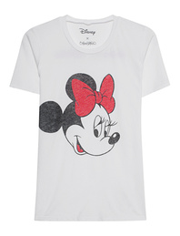 LAUREN MOSHI Croft Minnie Mouse Off White