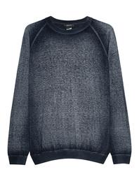 AVANT TOI Fine Knit Wool Cashmere Blue