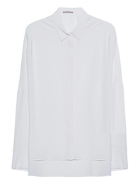 THE MERCER N.Y. Oversized Blouse Off-White