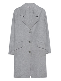 THE MERCER N.Y. Doubleface Oversize Light Grey