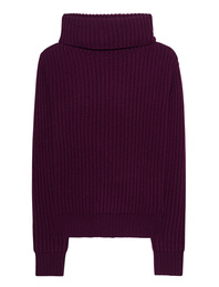 THE MERCER N.Y. Chunky Knit Jazzberry