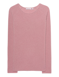 THE MERCER N.Y. Slim Crew Neck Powder Pink Melange