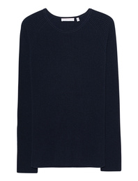 THE MERCER N.Y. Slim Crew Neck Navy