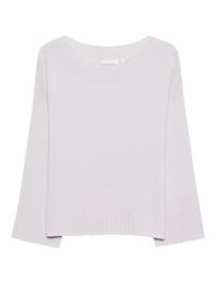 THE MERCER N.Y. Soft Cashmere Light Grey