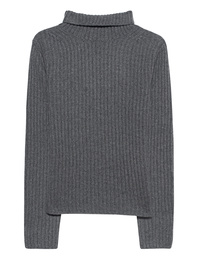 (THE MERCER) N.Y. Turtleneck Cashmere Grey