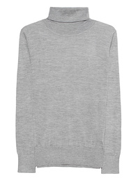 THE MERCER N.Y. Turtle Neck Grey