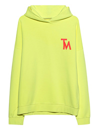 THE MERCER N.Y. Neon Hoodie Miss Mondo X Mercer Yellow