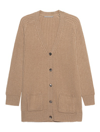 (THE MERCER) N.Y. Ripped Cashmere Beige