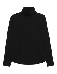FUNKTION SCHNITT Turtle Neck Black