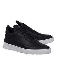 Filling Pieces Low Top Ripple Black