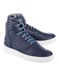 Filling Pieces High Top Transformed Queen Navy Blue