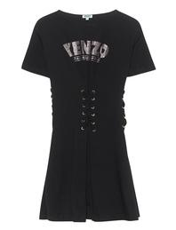 KENZO Lace Up Black