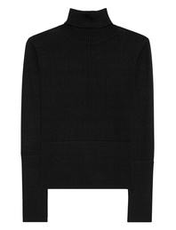 STEFFEN SCHRAUT Turtleneck Knit Slim Black