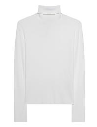 STEFFEN SCHRAUT Turtleneck Knit Slim Off-White