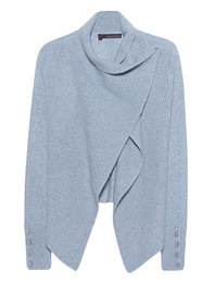 360 SWEATER Jordana Chambray