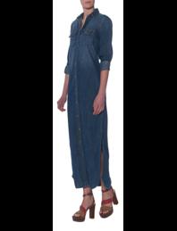 CURRENT/ELLIOTT The Perfect Maxi Dress Miner