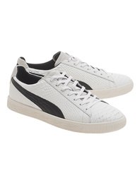 PUMA CLYDE MII Whisper Wht-Black-Star Wht