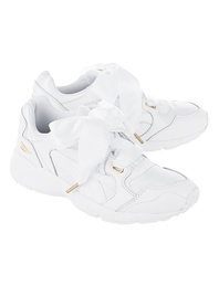 PUMA Prevail Heart White