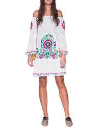 RUBY YAYA Octavia Dress White