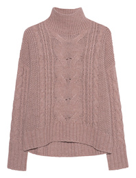 360 SWEATER Alexia Knit Nude