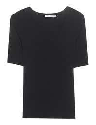T BY ALEXANDER WANG Classic Tee Black