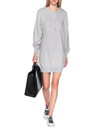 360 CASHMERE Noelani Heather Grey