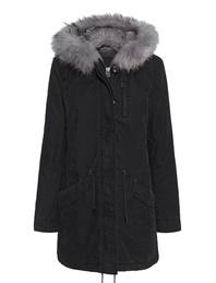 IQ BERLIN Basic Fur Anthra