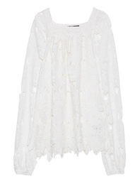 SLY 010 Floral Lace Tune White
