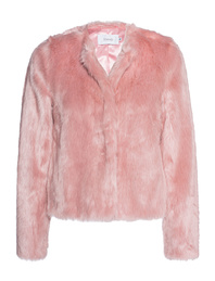 STAND Sofia Faux Fur Pink