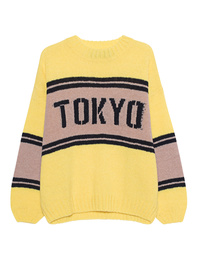 PAUL X CLAIRE Knit Tokyo Yellow