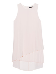 SLY 010 Pleated Top Rose