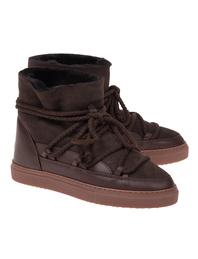INUIKII Leather Classic Brown