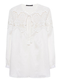SLY 010 Plissee Lace Cream