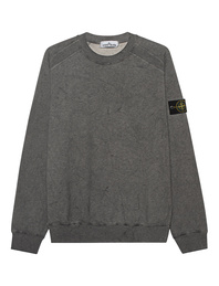 STONE ISLAND Dust Logo Patch Anthracite