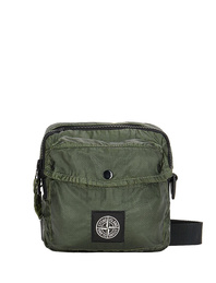 STONE ISLAND Small Patch Green
