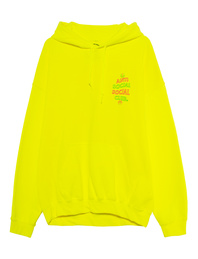 ANTI SOCIAL SOCIAL CLUB Hoodie 777 Yellow