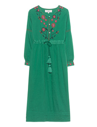 ATHE Floral Embroidery Vert