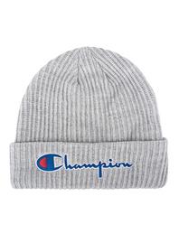 Champion Label Emblem Grey