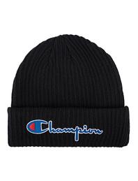 Champion Label Emblem Black