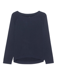 JUVIA Raglan Sweat Navy