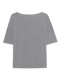 JUVIA Shirt Oversized Graphit