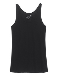 JUVIA Basic Tank Black