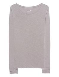 JUVIA Basic Long Pearl Grey