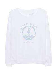 JUVIA Beach Club White