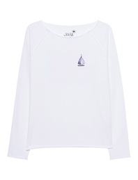 JUVIA Sail With Me White