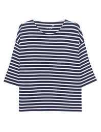 JUVIA Stripes Deep Blue