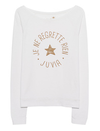 JUVIA Cashmere Mix Off-White