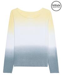 JUVIA Sweater Dip Dye Sunshine