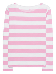 JUVIA Stripe Sweater Candy
