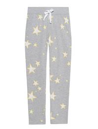 JUVIA Fleece Stars Grey